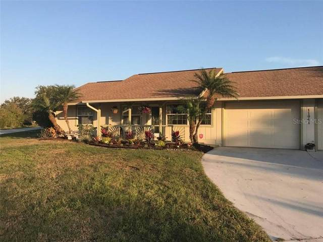 11041 Cheltenham Avenue, Englewood, FL 34224 (MLS #T3244285) :: Prestige Home Realty