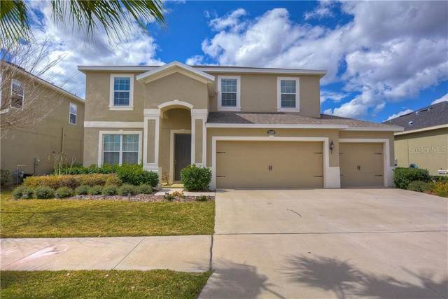 12209 Morgans Bluff Place, Riverview, FL 33579 (MLS #T3244317) :: Cartwright Realty