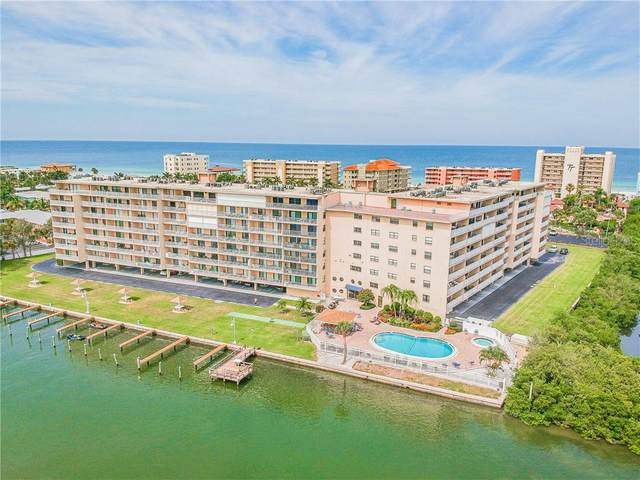 19451 Gulf Boulevard #402, Indian Shores, FL 33785 (MLS #T3244322) :: Charles Rutenberg Realty