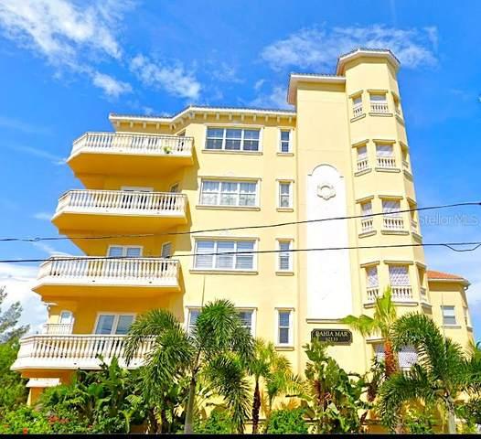 10133 Gulf Boulevard E-4, Treasure Island, FL 33706 (MLS #T3244331) :: Medway Realty