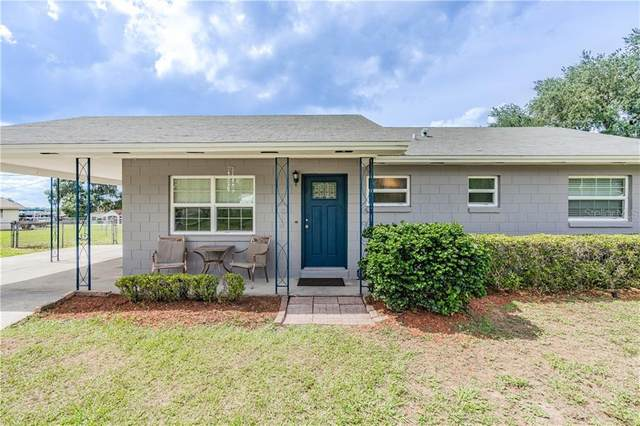 397 S Shore Drive, Eagle Lake, FL 33839 (MLS #T3244350) :: Sarasota Home Specialists