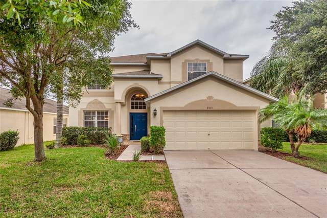 2315 Potomac Mark Place, Ruskin, FL 33570 (MLS #T3244369) :: Lockhart & Walseth Team, Realtors