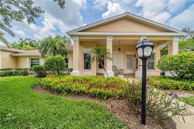 307 Kinneret Way 1-3, Sun City Center, FL 33573 (MLS #T3244390) :: Team Bohannon Keller Williams, Tampa Properties