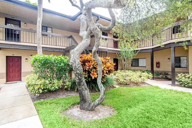 2661 Sabal Springs Circle #102, Clearwater, FL 33761 (MLS #T3244444) :: Bridge Realty Group