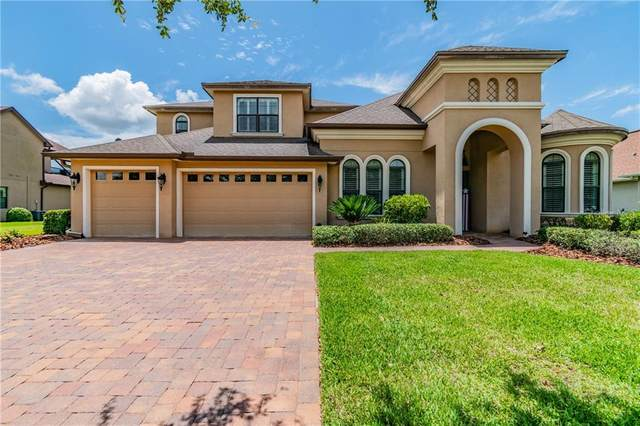 5909 Alana Leigh Place, Lithia, FL 33547 (MLS #T3244454) :: Medway Realty