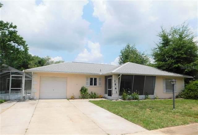 1841 Tampa Bay Drive, Wesley Chapel, FL 33543 (MLS #T3244614) :: Cartwright Realty
