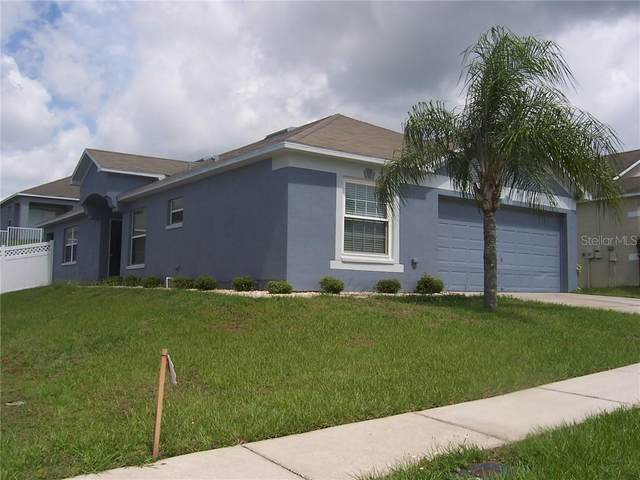 7918 Merchantville Circle, Zephyrhills, FL 33540 (MLS #T3244668) :: The Duncan Duo Team