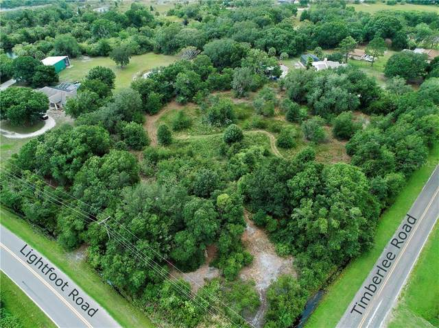 1834 Lightfoot Road, Wimauma, FL 33598 (MLS #T3244678) :: Rabell Realty Group