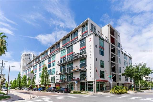 101 S 12TH Street #314, Tampa, FL 33602 (MLS #T3244752) :: Homepride Realty Services