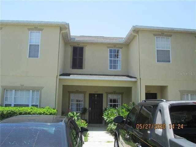6719 Lake Camden Way, Gibsonton, FL 33534 (MLS #T3244754) :: Florida Real Estate Sellers at Keller Williams Realty