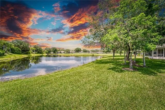 1164 Corinth Greens Drive #4, Sun City Center, FL 33573 (MLS #T3244790) :: The Price Group