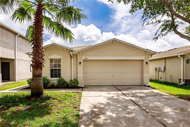 3442 Cardinal Feather Drive, Land O Lakes, FL 34638 (MLS #T3244866) :: Cartwright Realty