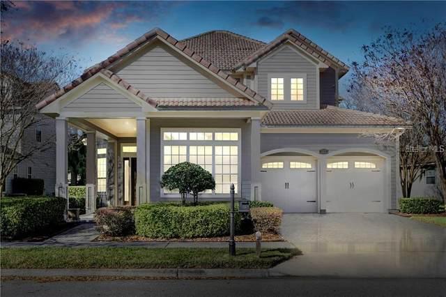 7502 Lake Albert Drive, Windermere, FL 34786 (MLS #T3244874) :: Premium Properties Real Estate Services
