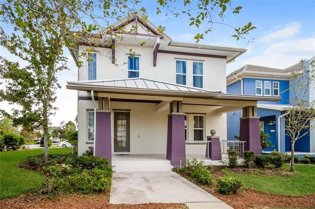 8493 Greider Way, Orlando, FL 32827 (MLS #T3244901) :: RE/MAX Premier Properties