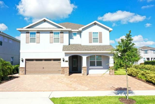 7488 Marker Avenue, Kissimmee, FL 34747 (MLS #T3244904) :: Armel Real Estate