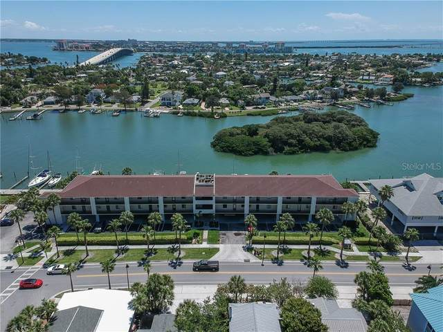 3111 Pass A Grille Way #114, St Pete Beach, FL 33706 (MLS #T3244945) :: Team Buky