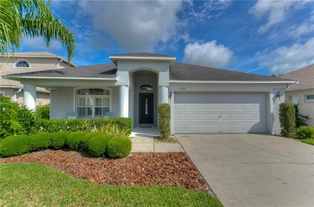 7109 Moss Ledge Run, Land O Lakes, FL 34639 (MLS #T3244987) :: Premier Home Experts