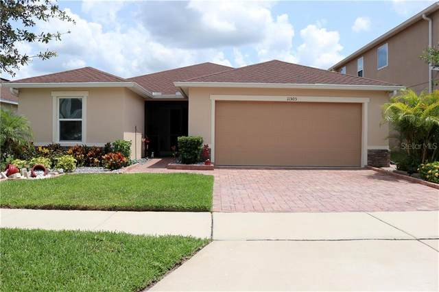 11505 Luckygem Drive, Riverview, FL 33579 (MLS #T3245025) :: Lockhart & Walseth Team, Realtors