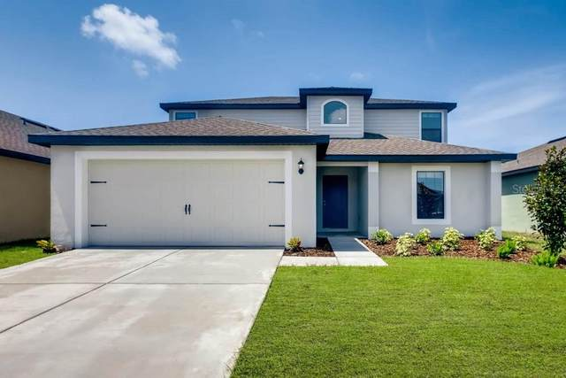 12634 Impatiens Streets, Spring Hill, FL 34609 (MLS #T3245093) :: Griffin Group