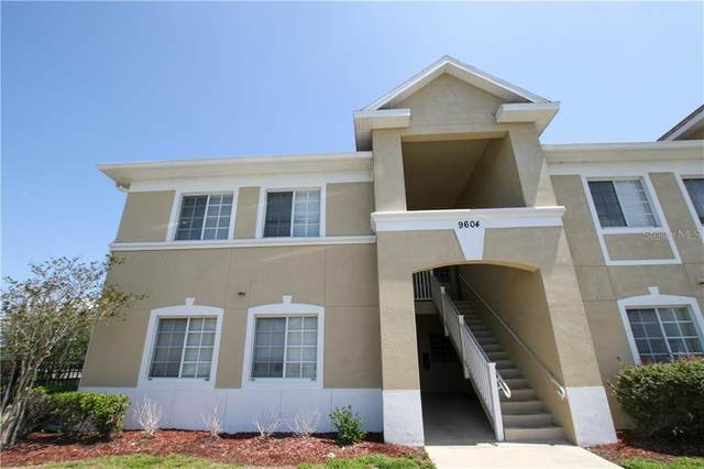 9604 Seadale Court #101, Riverview, FL 33578 (MLS #T3245120) :: Lockhart & Walseth Team, Realtors