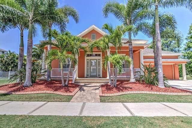 510 Islebay Drive, Apollo Beach, FL 33572 (MLS #T3245146) :: Lockhart & Walseth Team, Realtors