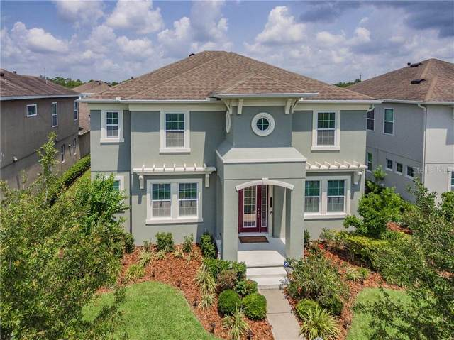 20116 Outpost Point Drive, Tampa, FL 33647 (MLS #T3245187) :: The Paxton Group