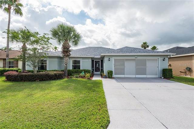 10521 Collar Dr, San Antonio, FL 33576 (MLS #T3245191) :: Team Bohannon Keller Williams, Tampa Properties