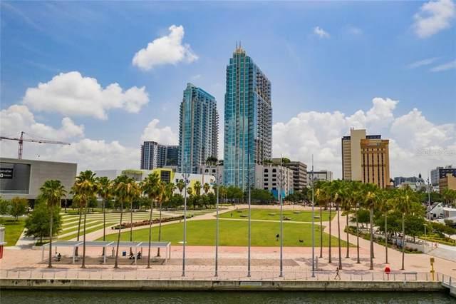777 N Ashley Drive #401, Tampa, FL 33602 (MLS #T3245320) :: Burwell Real Estate