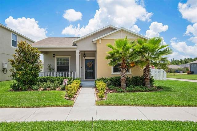 21100 Passive Porch Drive, Land O Lakes, FL 34637 (MLS #T3245324) :: Griffin Group