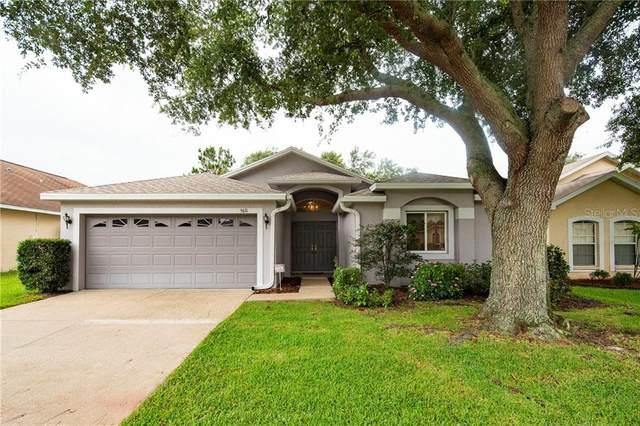 5611 Passing Pine Lane, Zephyrhills, FL 33541 (MLS #T3245336) :: Team Bohannon Keller Williams, Tampa Properties