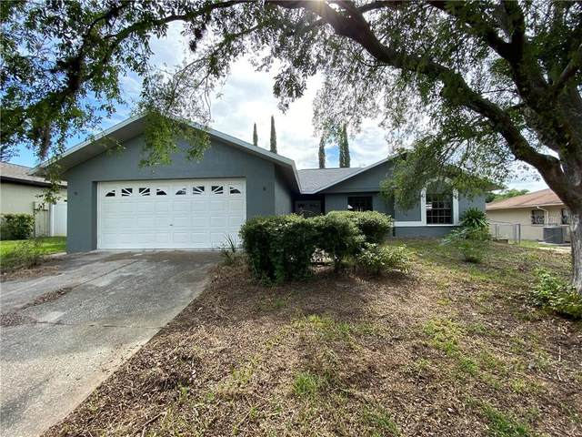 8905 Martinique Lane, Port Richey, FL 34668 (MLS #T3245345) :: Team Bohannon Keller Williams, Tampa Properties