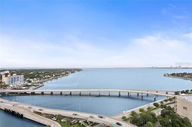345 Bayshore Boulevard #1907, Tampa, FL 33606 (MLS #T3245364) :: The Robertson Real Estate Group