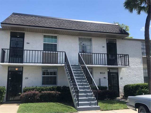 810 Oakgrove Drive 284L, Brandon, FL 33510 (MLS #T3245377) :: Zarghami Group