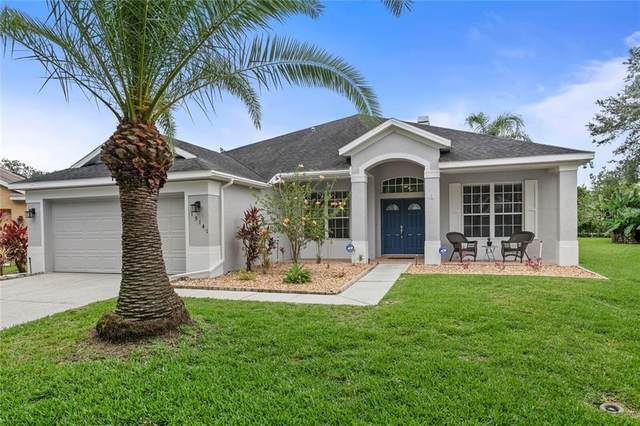 19141 Cherry Rose Circle, Lutz, FL 33558 (MLS #T3245385) :: KELLER WILLIAMS ELITE PARTNERS IV REALTY