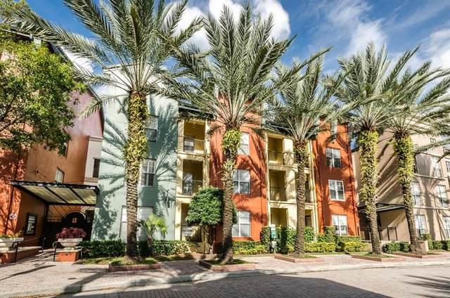 2410 W Azeele Street #210, Tampa, FL 33609 (MLS #T3245414) :: The Robertson Real Estate Group