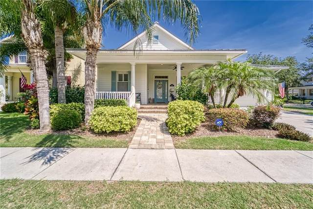 403 Manns Harbor Drive, Apollo Beach, FL 33572 (MLS #T3245504) :: Rabell Realty Group