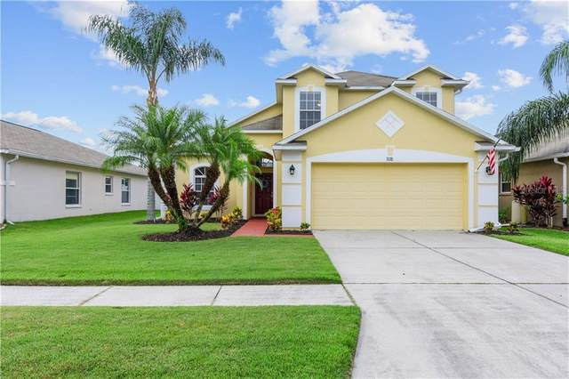 3138 Dunstable Drive, Land O Lakes, FL 34638 (MLS #T3245521) :: Griffin Group