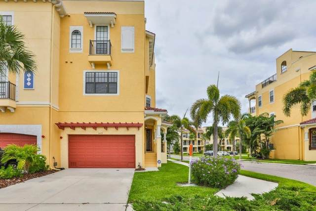 6419 Mayra Shores Lane, Apollo Beach, FL 33572 (MLS #T3245544) :: Rabell Realty Group