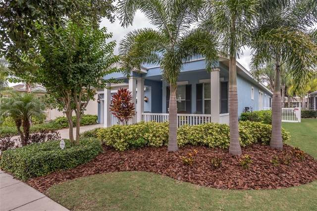 509 Manns Harbor Drive, Apollo Beach, FL 33572 (MLS #T3245682) :: Team Bohannon Keller Williams, Tampa Properties