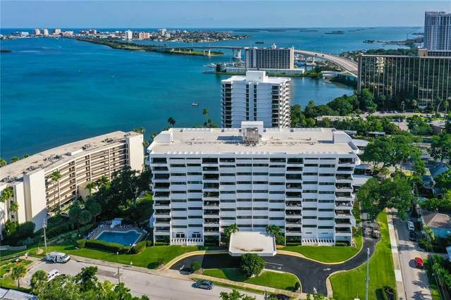 30 Turner Street #801, Clearwater, FL 33756 (MLS #T3245815) :: Griffin Group