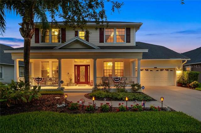 8640 Winsome Way, Land O Lakes, FL 34637 (MLS #T3245828) :: Team Bohannon Keller Williams, Tampa Properties