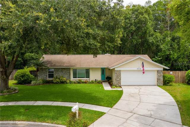6315 Forrestal Drive, Tampa, FL 33625 (MLS #T3245857) :: KELLER WILLIAMS ELITE PARTNERS IV REALTY