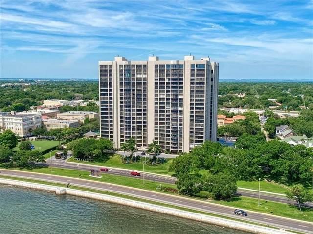 3301 Bayshore Boulevard 1601E, Tampa, FL 33629 (MLS #T3245891) :: Cartwright Realty