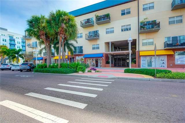 1010 Central Avenue #430, St Petersburg, FL 33705 (MLS #T3245898) :: Lockhart & Walseth Team, Realtors