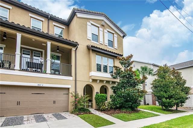 1807 W Azeele Street #1, Tampa, FL 33606 (MLS #T3245949) :: Armel Real Estate
