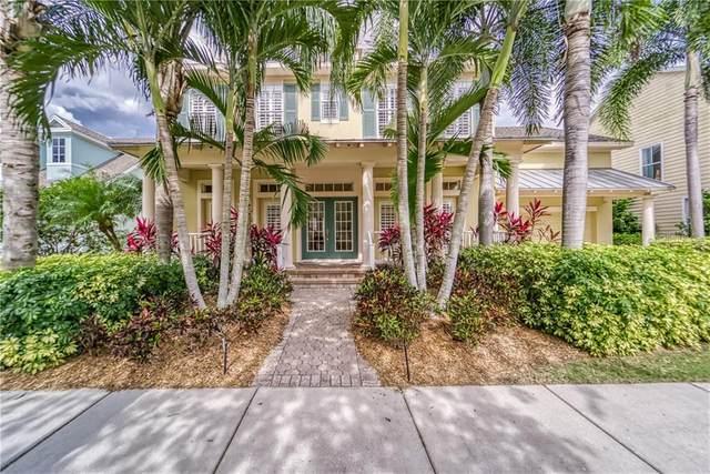 421 Islebay Drive, Apollo Beach, FL 33572 (MLS #T3245971) :: Team Bohannon Keller Williams, Tampa Properties
