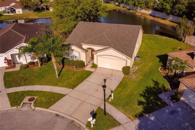 5711 Lassies Way, Wesley Chapel, FL 33544 (MLS #T3246004) :: The Figueroa Team
