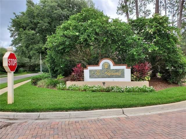 9481 Highland Oak Drive #1516, Tampa, FL 33647 (MLS #T3246029) :: Lockhart & Walseth Team, Realtors