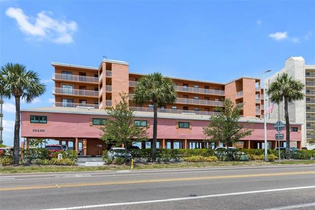 19440 Gulf Boulevard #102, Indian Shores, FL 33785 (MLS #T3246140) :: Your Florida House Team