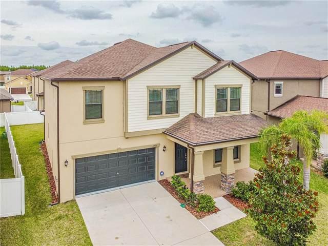 4406 Mount Bandon Drive, Land O Lakes, FL 34638 (MLS #T3246144) :: Cartwright Realty